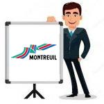 Courtier en rachat de crédit trésorerie à Montreuil