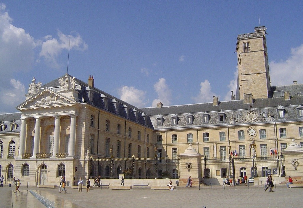 Palais de Dijon - Rachat de Crédit à Dijon